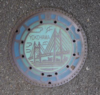 베이브 리지 모양 맨홀 뚜껑
