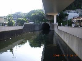 大岡川出口
