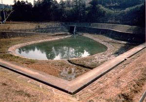 奈良川地區第2快樂水池塘的圖片