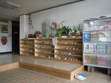Fotografía del centro de apoyo de actividad medioambiental el Edificio Principal