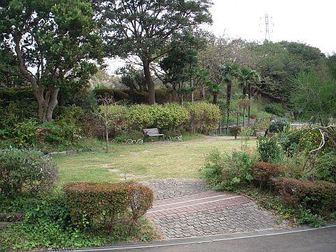 Fotografía del jardín inglés