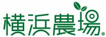 Yokohama farm letter logo mark