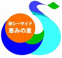 Marca de logotipo de símbolo de pueblo del. bendición de la costa