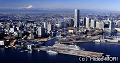 横滨都心、临海地区的照片