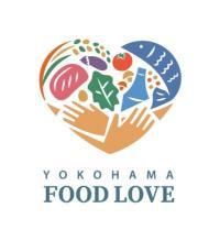 Las comidas del Yokohama aman la marca del logotipo