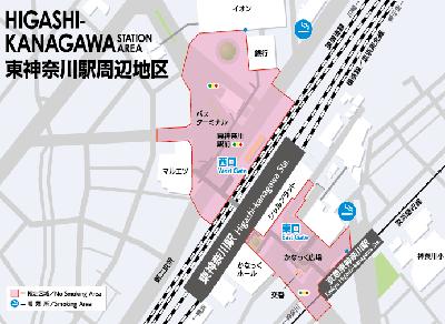 東神奈川站周邊地區