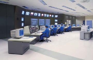 중앙 관제실의 이미지