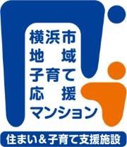 It is logo of house & child care support facility authorization apartment.