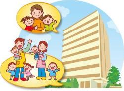 Apartment & family