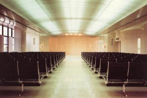 Large ceremonial hall