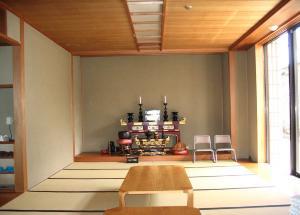 Small ceremonial hall