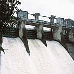 사가미 댐의 사진