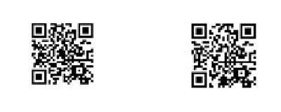 A QR code is displayed.