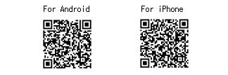 應用程式的二維碼
