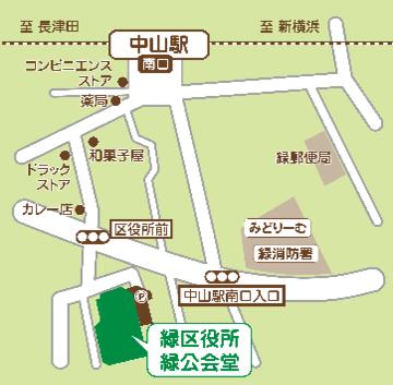 구청의 맵