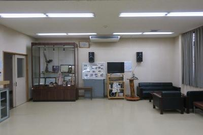 Photograph of current recreation room
