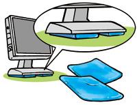 The adhesion mat