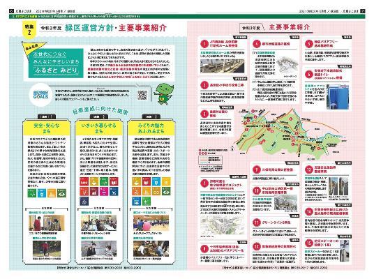 Junho, 2021 assunto característica 2 para Yokohama de informação público a Custódia de Midori