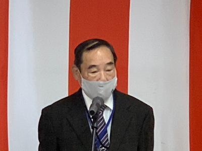상인방 연합 자치회의 기무라 회장