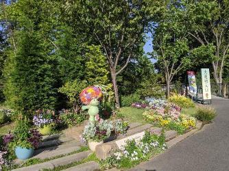 里山ガーデン写真2