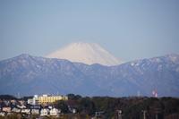 在照片點擊對來自東本鄉第一公園的山岳預料的說明