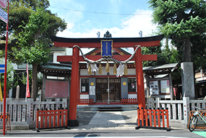 Kotohira Steller's sea-eagle Shinto shrine