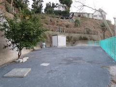 Photograph of disaster prevention open space