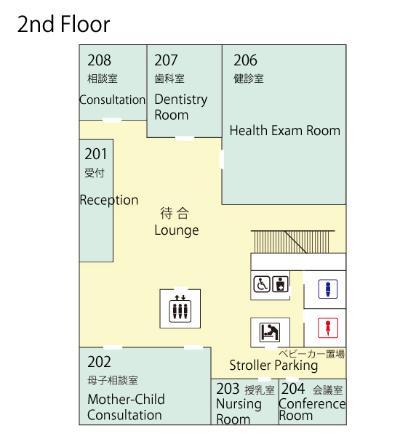 annex 2nd floor