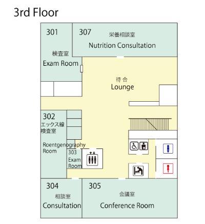 annex 3rd floor