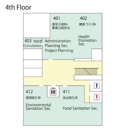 annex 4th floor