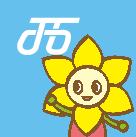 西區的吉祥物人物nishimarochan