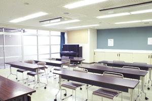 稻荷台小學社區研修室B的照片