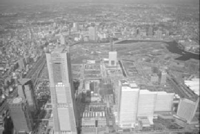 發展的港灣未來21地區的照片