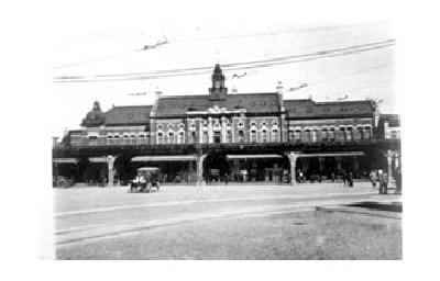 第2代橫濱站的照片