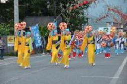 Folk song parade