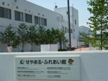 Photo of building entrance of Seyamaru Building Entrance Photo