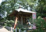 Fotografía del templo de Tokuzen