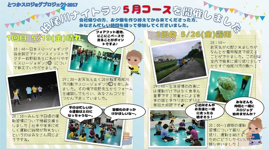 2017 Kashio River night orchid May news