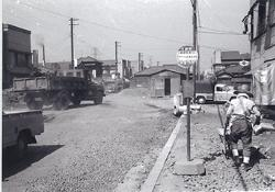 Image of authority of Sueyoshi  2, Kamisueyoshi (around 1955)