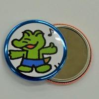 Fotografía del espejo de la lata